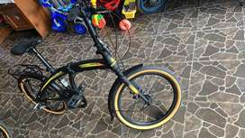 Jual sepeda lipat satuan