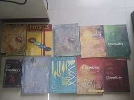 NCERT  Textbook of 11 and 12