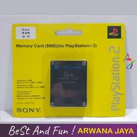 Memory Card PS2 8MB