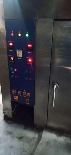 Oven mashine