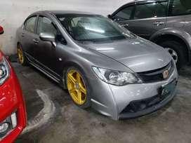 Honda Civic Batman fd1 2007