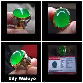 Natural Giok Burma / Jadeite Jade