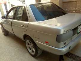 Nissan sunny Ex saloon 1.6 (CNG)