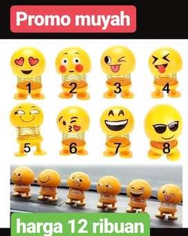 Boneka pet emoticon