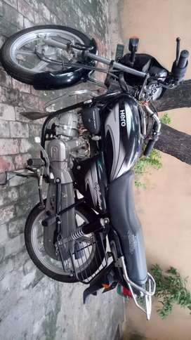 One owener one hand user old bike sell