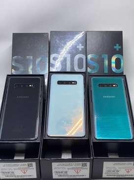 Samsung galaxy s10 plus mulus white green black resin resmi bisa tt 20