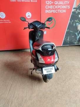 Good Condition Honda Activa 5G with Warranty    8669 Bangalore