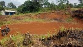 Tanah kavling strategis untuk rumah, vila, investasi