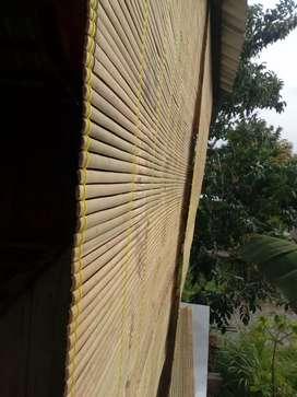 Tirai bambu joooos