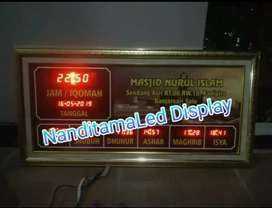 ~running text led displαy