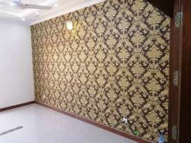 Wallpapers and blinds .glass paper