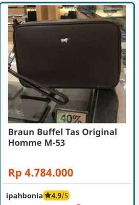 Handbag pria Braun buffel