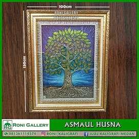 Asmaul Husna Jumbo 150cm x 100cm