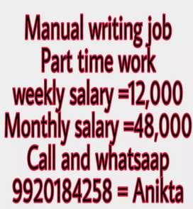 Novel book writing good salary