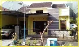Rumah Pondok Candra Siap Huni Lebar 10
