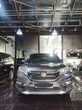 [KM 37rb] Honda CRV 2.4 AT 2016 Abu