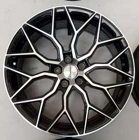Velg Ring 20-8.5 h5-114.3 et40 bisa buat mobil CRV Xtril Mazda CX-5
