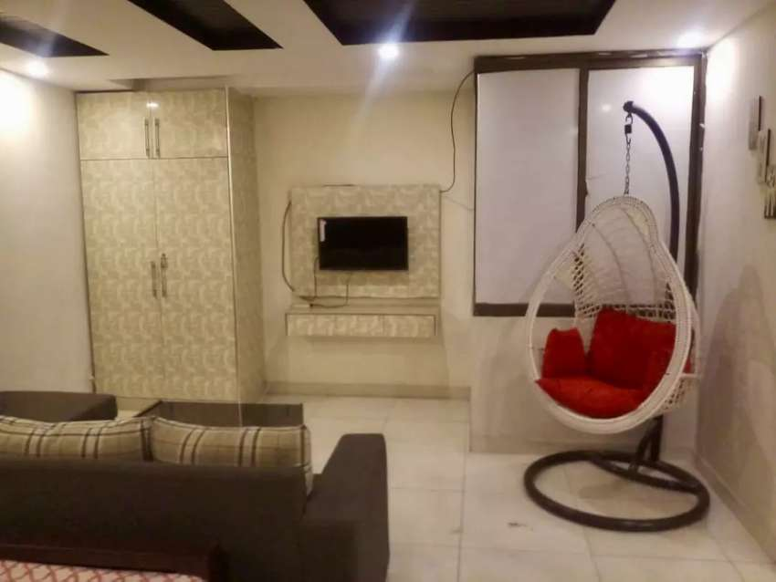 Furnished 1 Bed Apartment For rent in Bahria Town Lahore 0