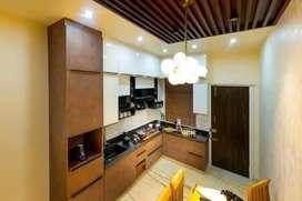Modular kitchen & Full Interiors