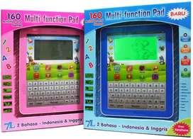Multi-function Pad 160 Fungsi (Pink, Biru) Anak