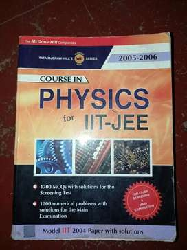 Physics for IIT-JEE