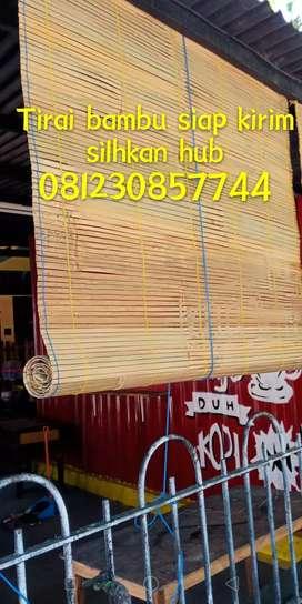 Tirai bambu brkualitas