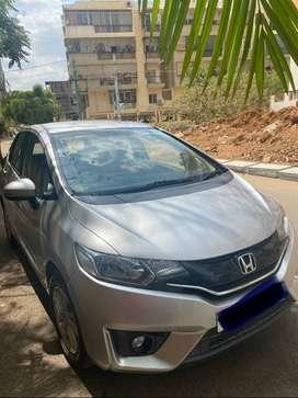 Honda Jazz 2016 Petrol CVT Automatic Well Maintained