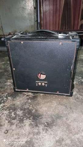 Palco amplifiren and speaker