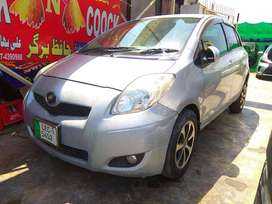 Toyota Vitz B 1.0 2007 on easy installment