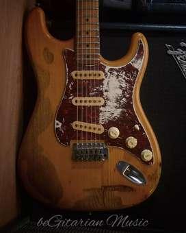 rare item gitar iwama stratocaster vintage 1970s original Japan