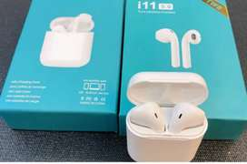 I 11 tws airpod touch control with charging box