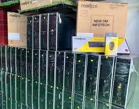 HP/DELL i5 1 YEAR WARRANTY/WIFI ALSO/4GB RAM/500GB HDD/DVD ALSO