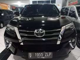 Toyota Fortuner VRZ 2.4 AT 2016 Good Condition