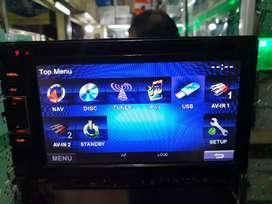 Head Unit Kenwood DDX4033DvD Touch screen 6.5 inchi