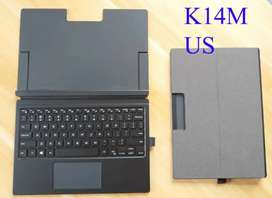 Dell Latitude 12 Slim Keyboard K14M Folio Latitude 7275 XPS 12 9250