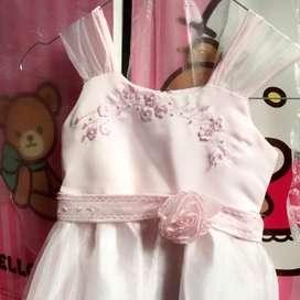 Baju gaun pesta anak donita 1