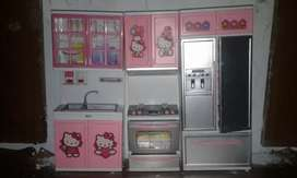 Kitchen set mainan