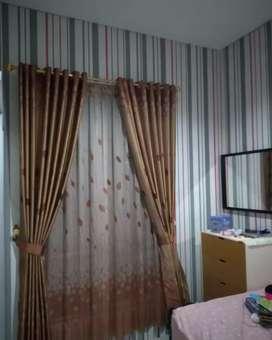 Interior Wallpaper Dinding Desain Minimalis