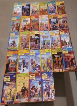 The Adventures of Baileys School Kids: a set of 28 books