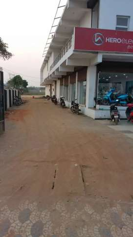 plot for sell in airport road kumhar para