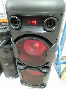 ALTECH LANCING DJ RGB SPEAKER year warranty fix price@10350/-