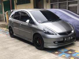 Honda Jazz Vtech 2005 Manual