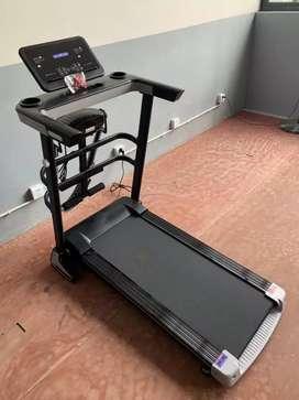 Treadmill elektrik genofa ( alat olahraga murah)