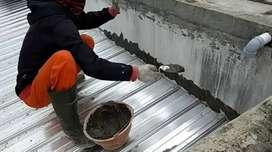Jasa pertukangan perbaikan atap renovasi rumah bajaringan dll