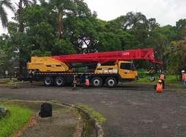 Crane 50 ton merk sany