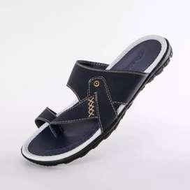 TERLARIS!!! Sandal Santai Pria A-09 Biru (GRATIS ONGKIR)