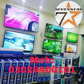 """ANDROID Wi-Fi 43""""INC SAMSUNG LED TV 2O TO 95INC AL SIZE WITH WARRANTY"""