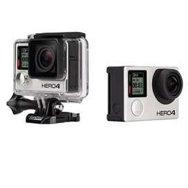 GoPro Hero 4 Black Full Set