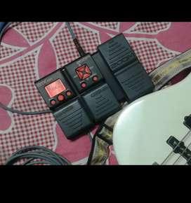 ZOOM B1xon Bass Multi-effect processor