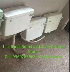 Toilet Flush Tanks (3)